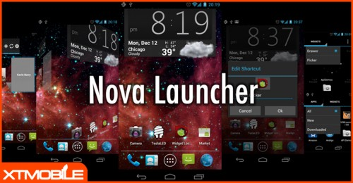 Nova Launcher Prime giảm giá chỉ còn 6.000 đồng, mua ngay kẻo lỡ