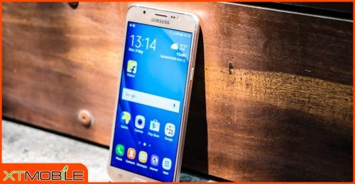 Samsung Galaxy J7 (2017) lộ diện hình ảnh render với thiết kế không đụng hàng