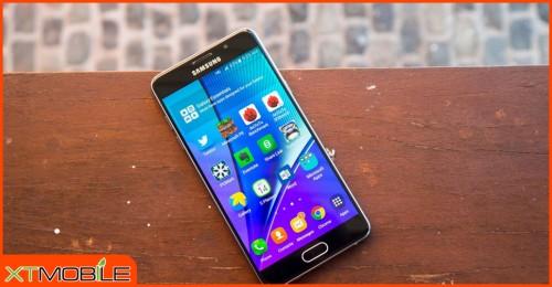 Chiêm ngưỡng bộ ảnh nền cực chất của Galaxy A5 (2017) sắp được ra mắt