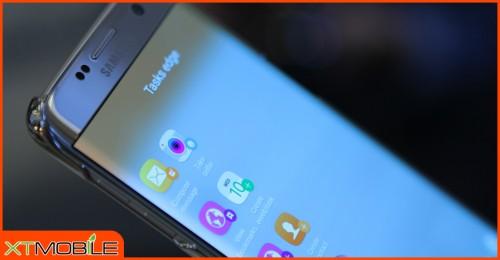 Bản cận nhật Android 7.0 Nougat beta cho S7 và S7 Edge tiếp tục mang đến một tính năng hoàn toàn mới
