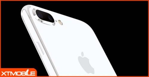 Apple rò rĩ hình ảnh thực sự của iPhone 7 Jet White