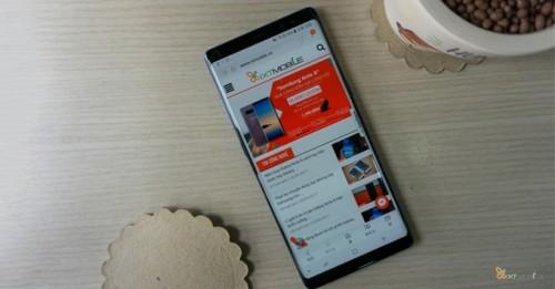 Bạn có biết: Chia sẻ hình ảnh trên Note 8 lên Tivi cực ấn tượng