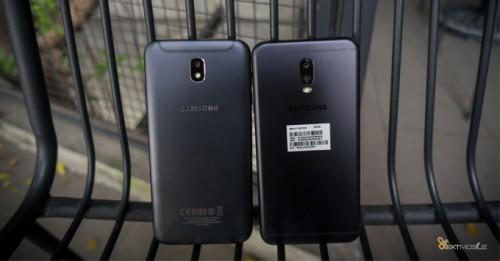 Galaxy J7 Plus có đáng để đầu tư hơn J7 Pro?