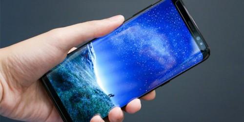 Galaxy S9 và S9 Plus sẽ được trang bị máy quét mống mắt 3 MP