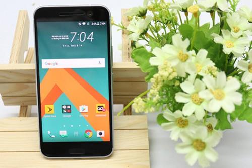 Khác biệt giữa HTC 10 Quốc tế và HTC 10 xách tay bản Mỹ là gì?