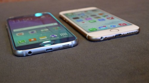 Nên mua iPhone 6 hay Galaxy S6, lựa chọn nào vẹn toàn