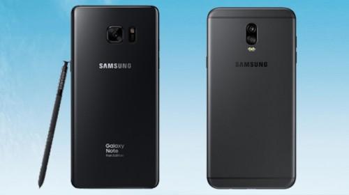 Galaxy J7 Plus và Note FE - Chọn cao cấp hay chuẩn tầm trung
