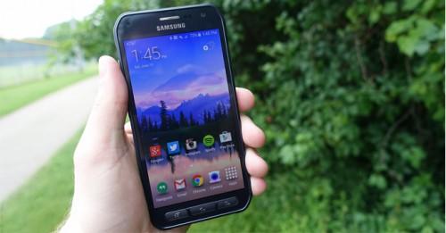 Galaxy S6 Active điện thoại dành riêng cho lính cụ hồ