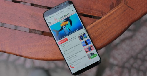 04 Điểm hạn chế trên Galaxy S8 Plus bản Hàn so với chính hãng