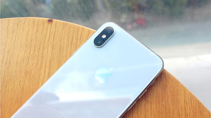 Camera iPhone X 256GB chụp ảnh sắc nét, chân thực