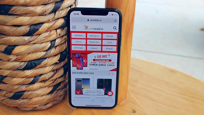 XTmobile có chính sách miễn phí ship iPhone X 256GB trên toàn quốc