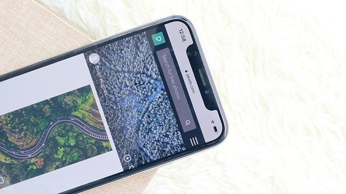 iPhone X 64GB sử dụng con chip A11 mạnh mẽ