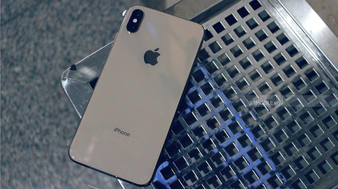 Bộ chịp A12 trên iPhone Xs Max 256GB mạnh hơn nhiều so với bộ chip trên các dòng Android
