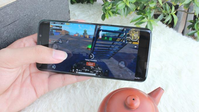 Màn hình Galaxy S9 64GB mới Nobox được trang bị kích thước 5.8 inch