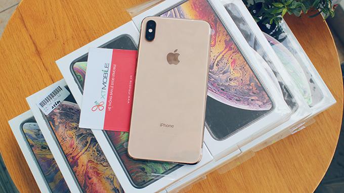Chip A12 giúp iPhone Xs Max 512GB trở thành điện thoại mạnh nhất 2018
