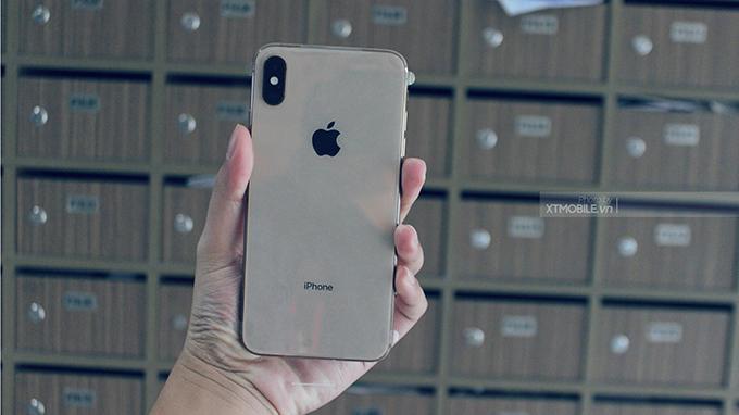 iPhone Xs Max 64GB 2 SIM có tốc độ xử lí nhanh mà lại tiết kiệm năng lượng