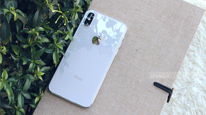 iPhone X 64GB được Apple nâng cấp phần mềm rất nhiều