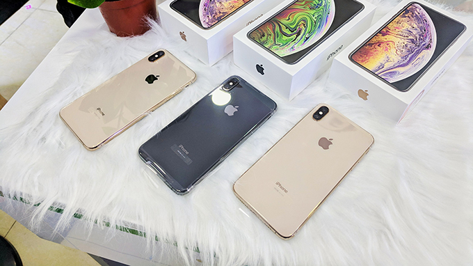 iPhone Xs Max 64GB làm người dùng bất ngờ với thông số cực khủng