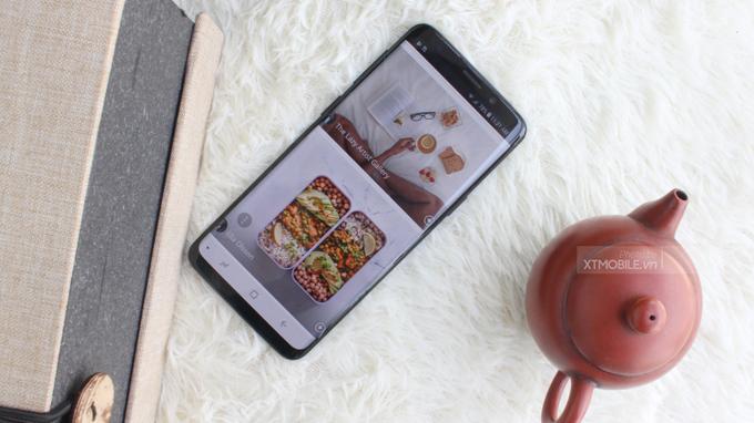 Galaxy S9 cũ Hàn Quốc sở hữu viên pin dung lượng 3000mAh