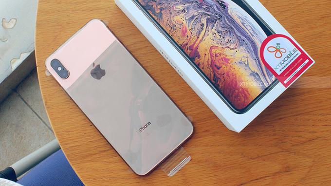 iPhone Xs Max 64GB có thiết kế hợp xu hướng nhưng vẫn mang phong cách riêng