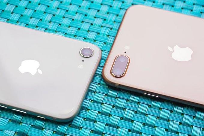 Camera iPhone 8 64GB cũ có thể chụp ảnh chuyển động cực tốt