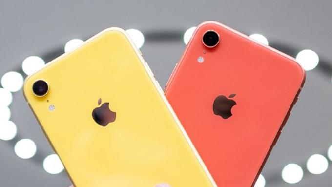 iPhone Xr 128GB có thể chụp ảnh từ nhiều góc độ khác nhau