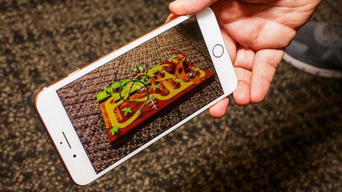 Cấu hình iPhone 8 64GB cũ được nâng cấp mạnh mẽ so với iPhone 7