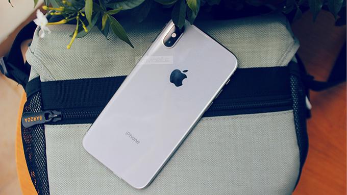 Công nghệ pin iPhone X 64GB cũ được cải thiện mạnh so với iPhone 8 Plus