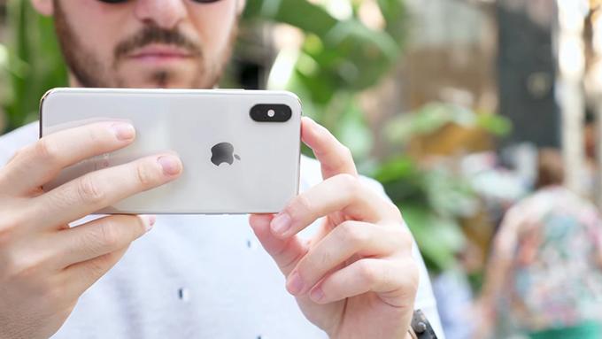 Bạn có thể tạo những tấm ảnh chất lượng nhờ công nghệ hiện đại trên iPhone XS 256GB
