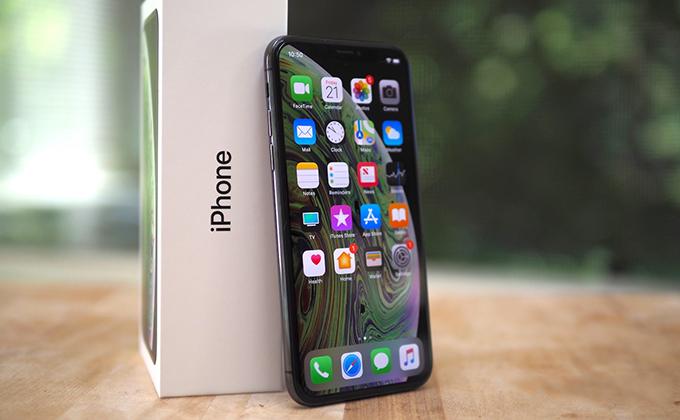 Hệ điều hành iOS 12 giúp iPhone Xs 64GB hoạt động tối ưu hơn