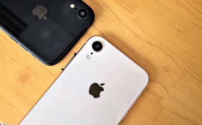 iPhone Xr 256GB chụp ảnh chất lượng cao nhờ những cảm biến mạnh mẽ