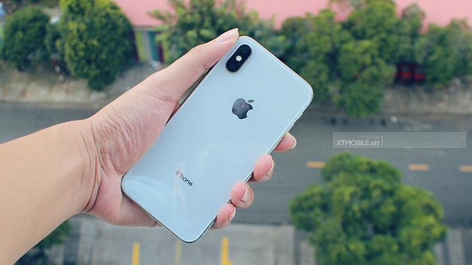 Đừng quên nâng cấp hệ điều hành iPhone X 64GB cũ để có thêm những tính năng mới