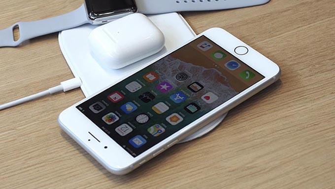 Bạn có thể sử dụng iPhone 8 256GB cũ liên tục nhờ công nghệ sạc pin nhanh