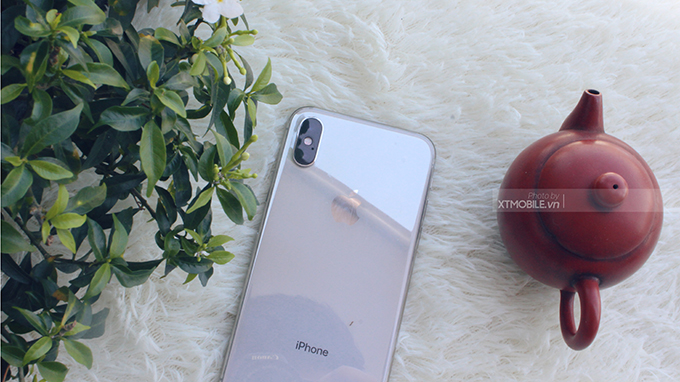 Sức mạnh camera iPhone X 64GB CPO đến từ cảm biến và phần mềm