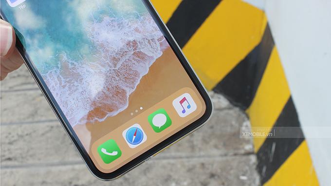 Apple đã loại bỏ phím home trên iPhone X 64GB CPO