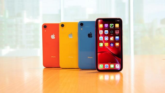 iPhone Xr 128GB là một đối thủ nặng ký mà Apple tung ra