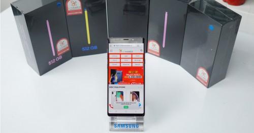 05 Điểm Galaxy Note 9 512GB mới có, iPhone Xs Max cũng phải chào thua