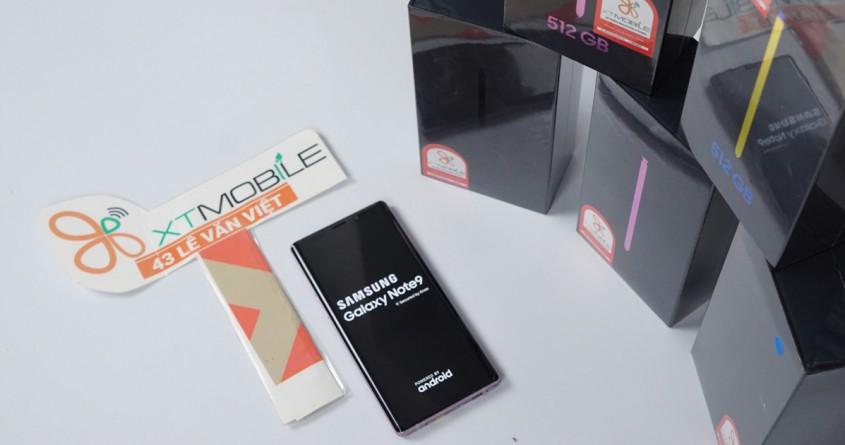 Hướng dẫn nâng cấp Android 9 Pie cho Galaxy Note 9, Galaxy S9 và S9 Plus