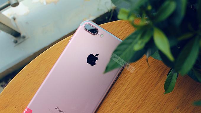 Ảnh chụp của iPhone 7 Plus 128GB cũ chất lượng và ổn định trên nhiều góc chụp khác nhau