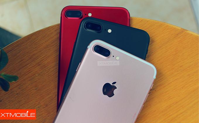 Apple tích hợp nhiều công nghệ mới trên iPhone 7 Plus 128GB cũ