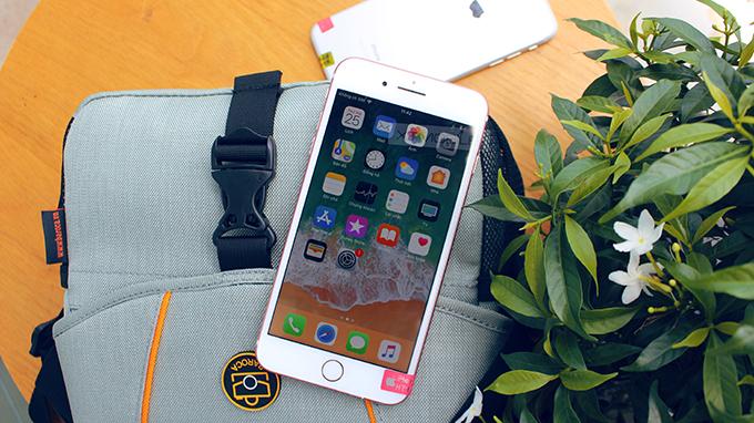 iPhone 7 Plus 128GB cũ có nhiều thay đổi trong thiết kế