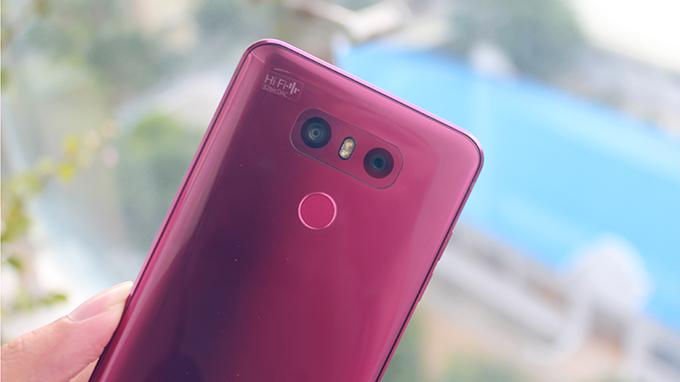 LG G6 32GB cũ mang đến những bức ảnh chất lượng nhờ công nghệ tiên tiến
