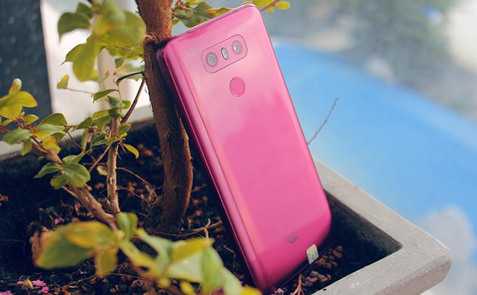 LG G6 32GB cũ là một smarphone có độ bền cao nhưng không kém phần sang trọng, tinh tế