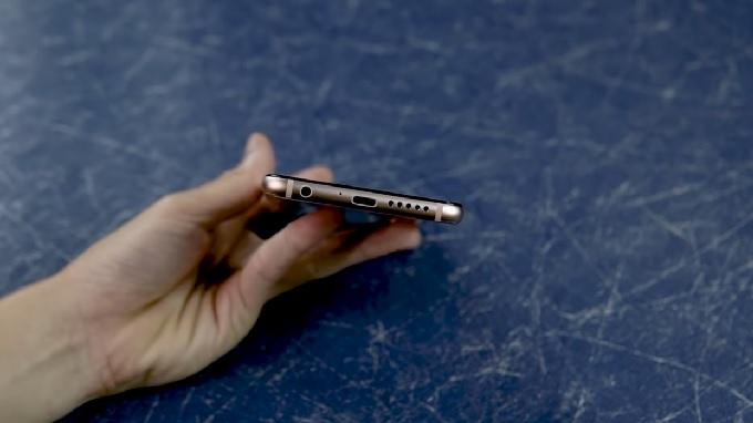 Smartphone có cổng USB Type C mới nhất