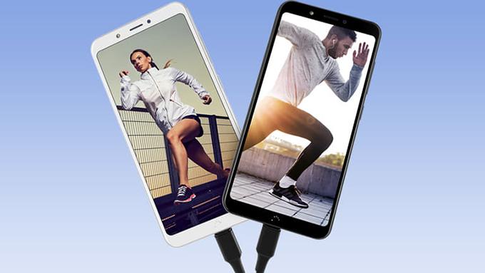 Cả Vsmart Joy 1 và Joy 1 Plus đều sử dụng tấm nền IPS LCD tăng khả năng hiển thị chân thực