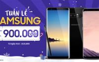 Tuần lễ Samsung - Ưu đãi cực khủng: Galaxy Note 9 giảm đến gần 1 triệu