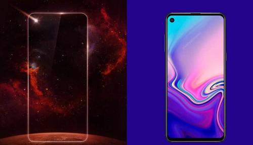 So sánh Galaxy A8s và Huawei Nova 4: 'Nốt ruồi' nào đáng tiền hơn?