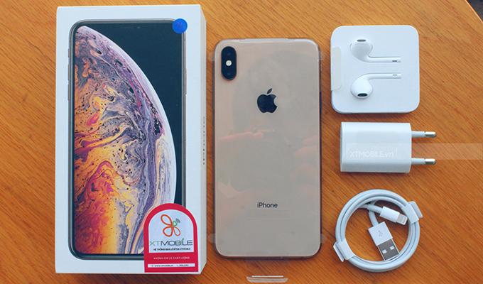 Bộ đôi iPhone Xs và iPhone Xs Max đều được tích hợp công nghệsạc nhanh, sạc không dây