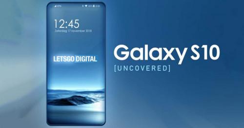Galaxy S10 Plus bất ngờ xuất hiện video trên tay người dùng