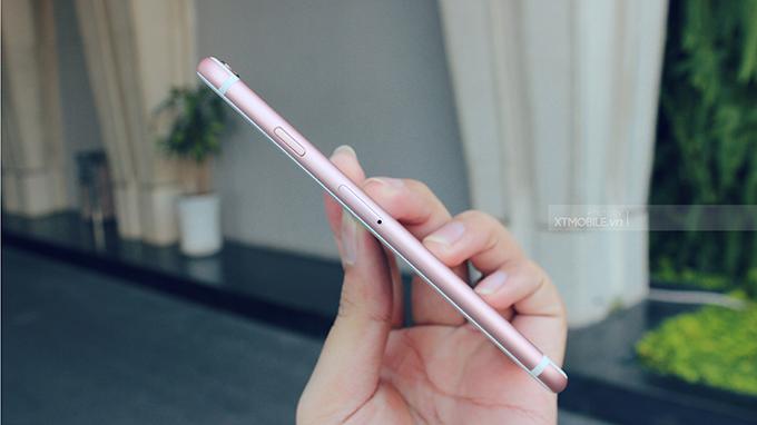 iPhone 6S được chăm chút đến từng chi tiết